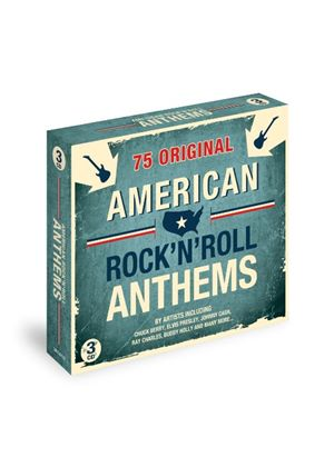 Various Artists - American Rock 'N' Roll Anthems (Music CD)
