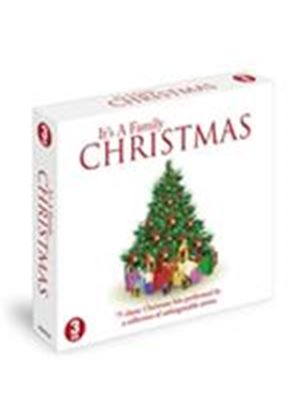 Various Artists - It's A Family Christmas (Music CD)