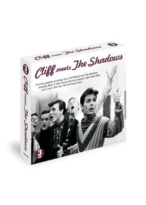 Cliff Richard - Cliff Meets The Shadows (Music CD)
