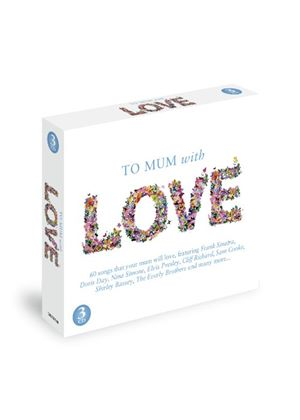Various - To Mum With Love (Music CD)