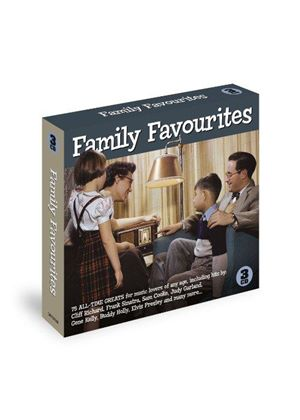 Various Artists - Family Favourites (Music CD)