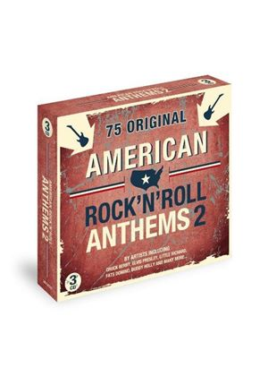 Various Artists - American Rock 'n' Roll Anthems 2 (Music CD)