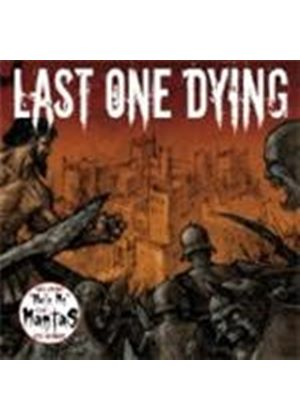 Last One Dying - Hour Of Lead, The (Music CD)