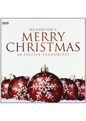 We Wish You a Merry Christmas - We Wish You a Merry Christmas (Music CD)