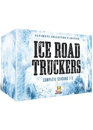 Ice Road Truckers Collector's Edition - Season 1, 2, 3 & Behind the Scenes