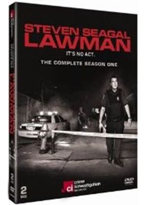 Steven Seagal: Lawman - Season One