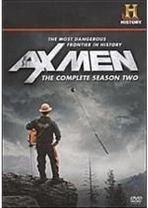 Ax Men: Season Two Complete