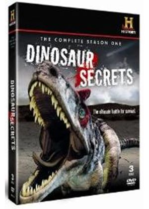 Dinosaur Secrets - Jurassic Fight Club - Series 1