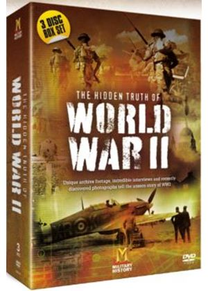 The Hidden Truth of World War 2 (3 Disc Box-Set)