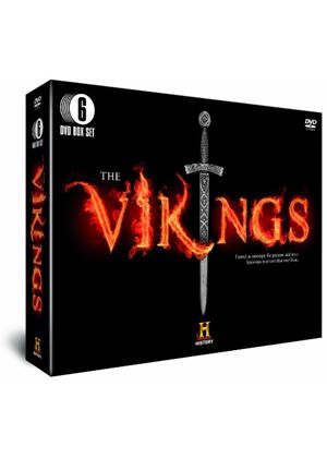The Vikings 6 DVD Gift Pack