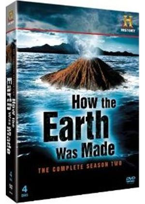 How the Earth Was Made: Complete Season Two