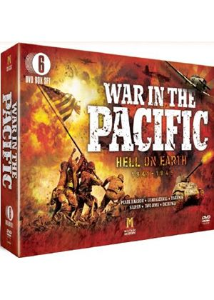 War In The Pacific - Hell On Earth 1941-1945