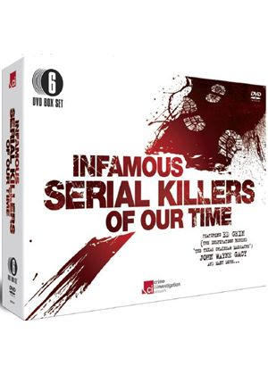 Infamous Serial Killers Of Our Time (6 Discs)