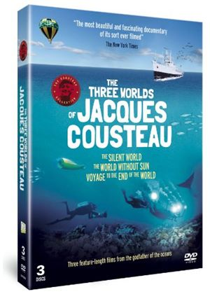 The Three Worlds of Jacques Cousteau