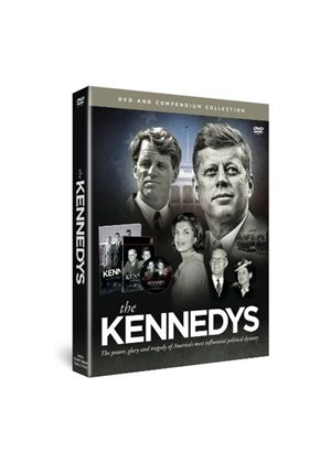 The Kennedys: Compendium & DVD Pack
