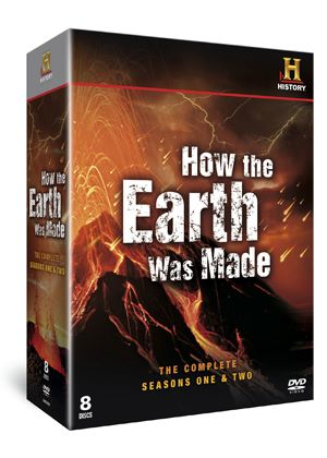 How the Earth Was Made - Seasons 1 and 2