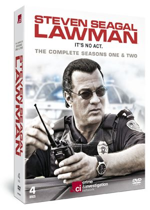 Steven Seagal: Lawman - Seasons 1 and 2