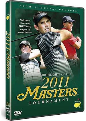 Highlights of the 2011 Augusta Masters Tournament