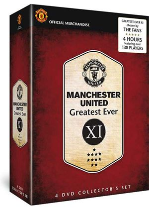 Manchester United - The Greatest Ever XI