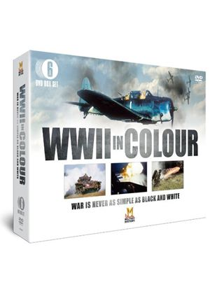 WWII in Colour Box Set