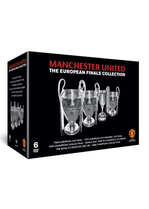 Manchester United: The European Finals Collection