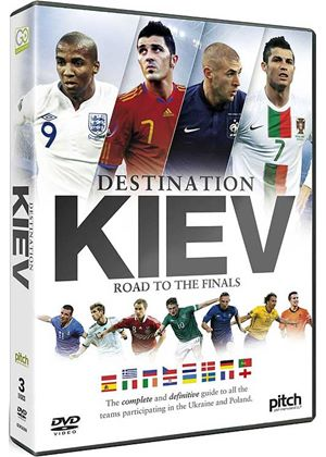 Destination Kiev - Road To The Finals