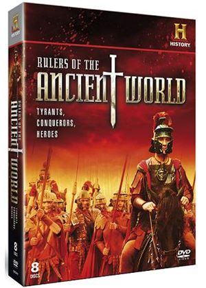 Rulers of the Ancient World:  Tyrants, Conquerors & Heroes