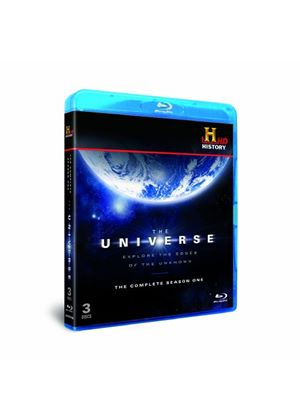 The Universe - Complete Season One (Blu-Ray)