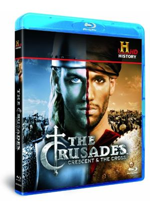 The Crusades - Crescent and the Cross (Blu-Ray)