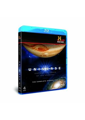 The Universe  - Series 2 (Blu-Ray)