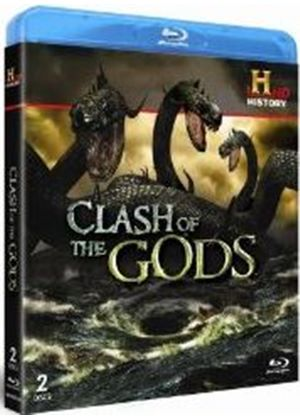 Clash Of The Gods (Blu-ray)
