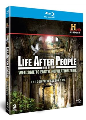 Life After People: Season Two (Blu-ray)