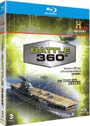 Battle 360° - Complete Collection (Blu-Ray)