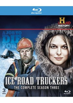 Ice Road Truckers: Season 3 (Blu-ray)