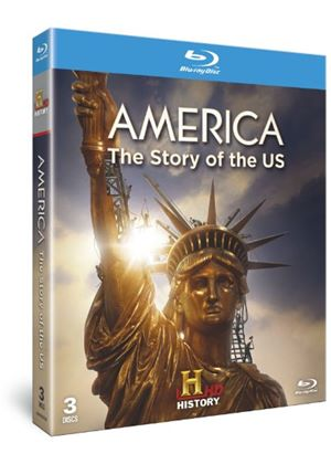 America - The Story Of The United States (Blu-Ray)