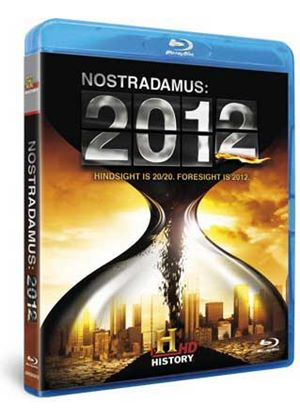 Nostradamus 2012 - Hinsight Is 20 / 20. Forsight Is 2012 (Blu-Ray)