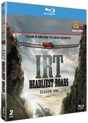 Ice Road Truckers - Deadliest Roads - Season 1 (Blu-Ray)