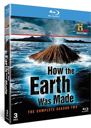 How the Earth Was Made: The Complete Season Two (Blu Ray)
