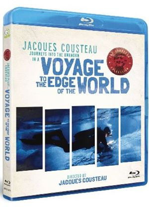 Jacques Cousteau - Voyage to the Edge of the World (Blu-ray)