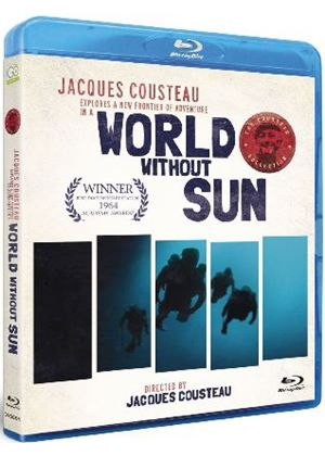Jacques Cousteau - World Without Sun (Blu-ray)