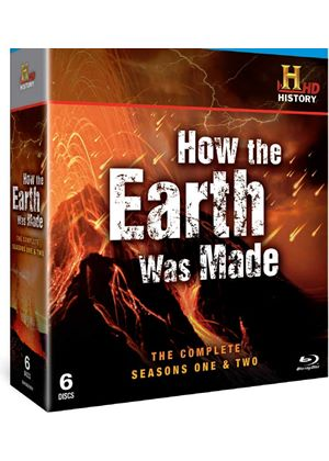 How the Earth was Made - Seasons 1 and 2 (Blu-ray)