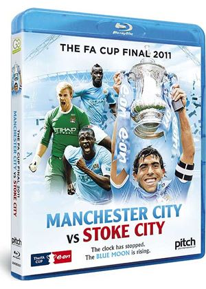 The Official FA Cup Final 2011 - Manchester City Vs Stoke City (Blu-ray)