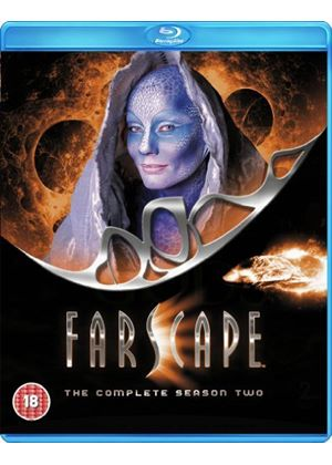 Farscape - The Complete Season 2 (Blu-Ray)