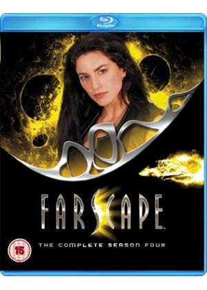 Farscape - The Complete Season 4 (Blu-ray)