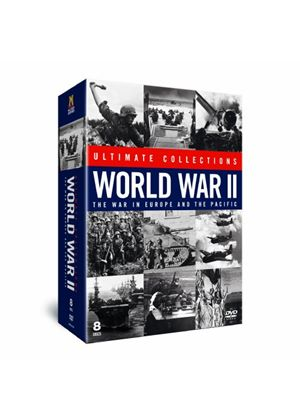 World War 2 Ultimate Collection - War In Europe And Pacific