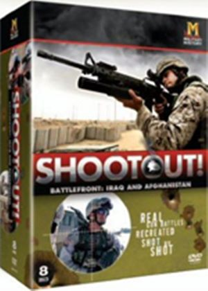 Shootout - Battlefront: Iraq and Afghanistan