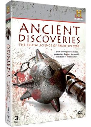 Ancient Discoveries - The Brutal Science Of Primitive War