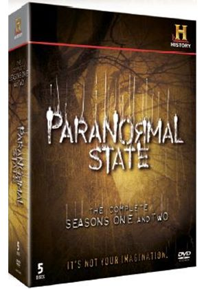 Paranormal State - Series 1-2 - Complete