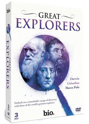 Great Explorers: Darwin, Columbus, Marco Polo