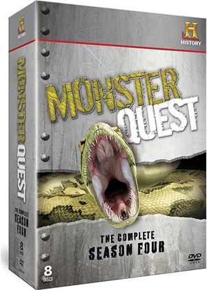 Monsterquest - Series 4 - Complete